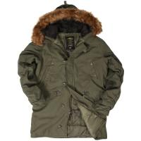 Куртка Аляска Parka N-3B Cotton (Alpha Industries)