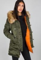Аляска женская N-3B VF 59 Wmn (Alpha Industries)