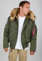 Куртка Аляска N-2B Polar SV (Alpha Industries)