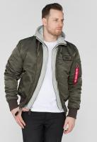 Бомбер MA-1 D-Tec (Alpha Industries)