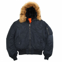 Куртка MA-1 Hooded Flight Jacket (Alpha Industries)