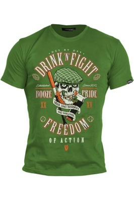 Футболка Drink'n'Fight (Freedom of Action)