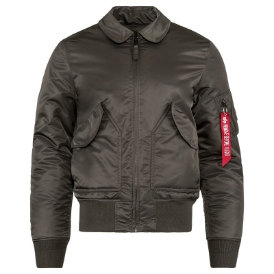 Бомбер CWU 45/P Slim Fit (Alpha Industries)