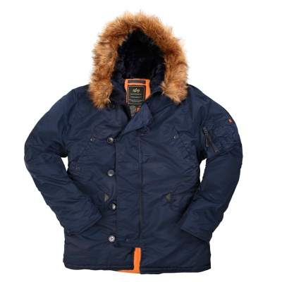Куртка Аляска N-3B Parka (Alpha Industries)