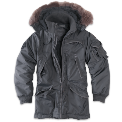 Куртка Аляска Aviator Coat (Thor Steinar)