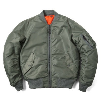 Бомбер MA-1 Flight jacket (Avirex)