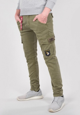 Штаны Petrol Patch Pants (Alpha Industries)