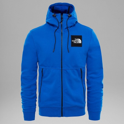 Fine Zip Hoodie (The North Face)